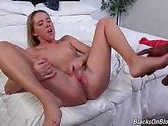 Stunning Hollie Mack Enjoys Hard Pounding 4